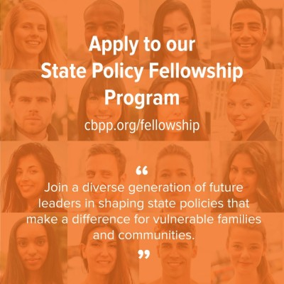 Apply Now for 2016 State Policy Fellowship