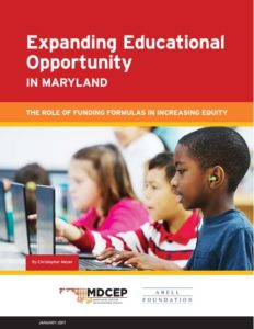 Expanding Educational Opportunity cover