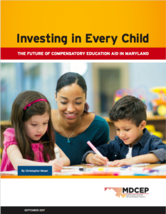 Investing in Every Child report cover